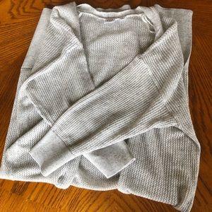 Cute Grey Cardigan from the Gap